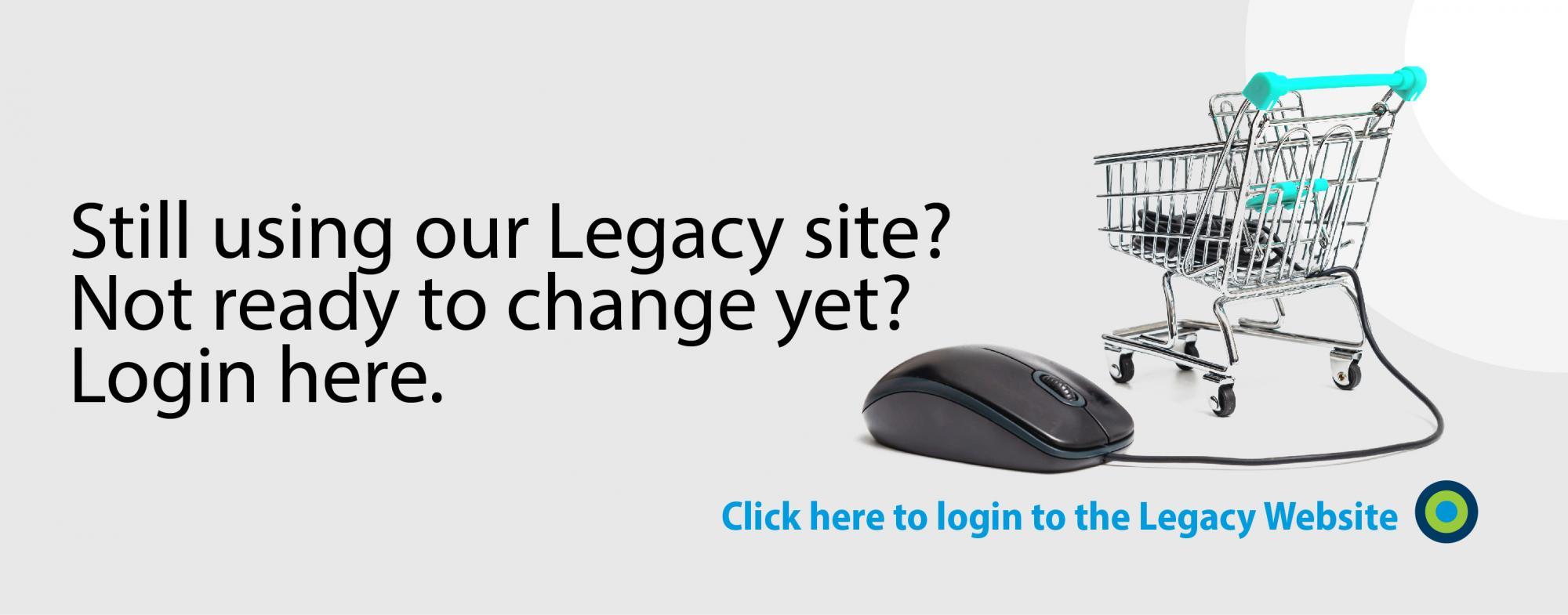 Office Central Legacy Website Banner Login Link