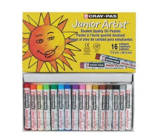Sketch Sticks, Oil & Chalk Pastels