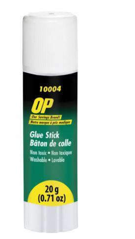Glue Sticks & Pens