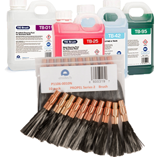 Passivation Chemicals and Consumables