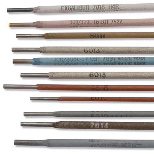 Stick Welding Filler Metals
